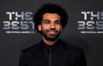 محمد صلاح خامس أفضل لاعب في العالم لعام 2019