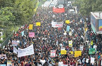 صدامات جديدة بين متظاهرين والشرطة في الهند بسبب قانون الجنسية المثير للجدل