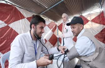 قافلة الإيسيسكو الطبية تختتم أعمالها بمنطقة الجوفة الجنوبية في الأردن