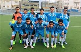 الترسانة يفوز على جينيس برباعية مقابل هدف في دوري البراعم 11 سنة بمنطقة الجيزة