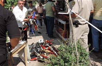 """تحرير محاضر لـ14 مطعما وكافيهات مخالفة في """"سيتي سكوير"""" شرق الإسكندرية"""