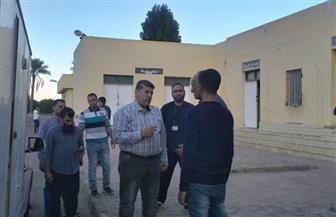 وكيل صحة جنوب سيناء يتفقد مستشفى نويبع المركزي والمركز الطبي الحضري | صور