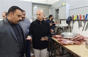 صحة الشرقية: إعدام 495 كيلو أغذية فاسدة في أبو كبير | صور