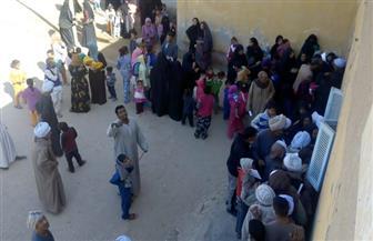 قوافل طبية بجامعة جنوب الوادي بعدد من قرى قنا
