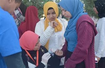 200 كيس دم من اتحاد طلاب جامعة سوهاج للمستشفى الجامعي | صور