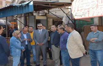 قبيل تطويره.. نائب محافظ الغربية يتفقد مسار العائلة المقدسة بمدينة سمنود | صور