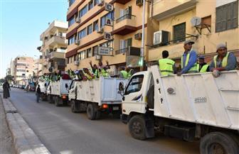 انطلاق فعاليات مبادرة «نظف بلدك» في أسوان | صور