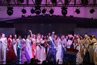 ختام مسابقة ملكة جمال القارات بشرم الشيخ | صور
