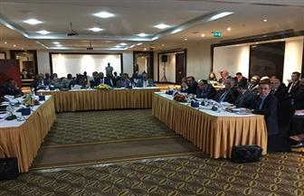 ننشر صور الاجتماع الثلاثي بين مصر والسودان وإثيوبيا حول سد النهضة بالخرطوم