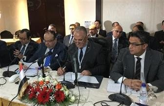 وزير الري: نأمل في حدوث تقدم بالجولة الحالية من مفاوضات سد النهضة