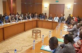 مصر تشارك في المؤتمر الدولي لدعم اقتصاد دولة إفريقيا الوسطى | صور