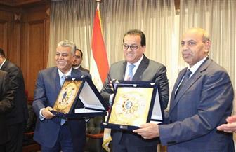 جنوب الوادي تفوز بالمركز الثاني في التحول الرقمي على مستوى الجامعات المصرية | صور