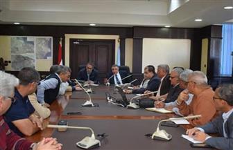 """محافظ البحر الأحمر يعقد اجتماعا مع مسئولي """"الآثار"""" لسرعة الانتهاء من أعمال متحف الغردقة"""