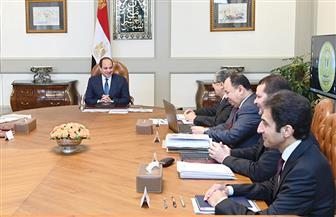 """اجتماع للرئيس السيسي بشأن إستراتيجية """"البترول"""" ومتابعة سير مشروعات """"الكهرباء"""""""