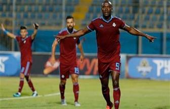 «أنطوي والسعيد» يقودان بيراميدز أمام المصري بالدوري