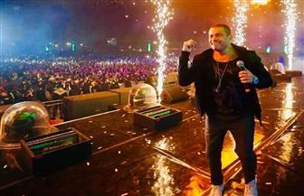 بعد طرح ألبومه الجديد.. عمرو دياب يتصدر تويتر
