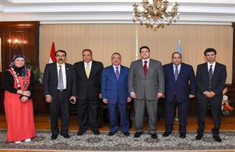 محافظ الإسكندرية: الإعلام له عامل كبير في بناء الدولة