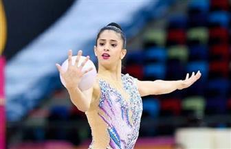 حبيبة مرزوق تتوج بـ 3 ميداليات ببطولة كرواتيا الدولية للجمباز الإيقاعي