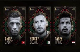 طارق حامد بالقائمة النهائية لأفضل لاعب إفريقي داخل القارة