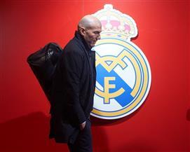 ريال مدريد يستقبل أتليتك بلباو برقم مميز لمدربه زين الدين زيدان