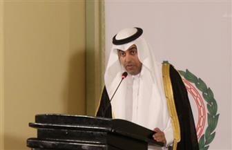 رئيس البرلمان العربي يدعم قرار الجامعة العربية بشأن رفض التدخلات التركية في الشئون العربية