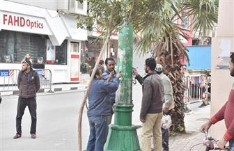 محافظ أسيوط: حملات مكثفة وغرامات فورية لملصقات وإعلانات الشوارع غير المرخصة