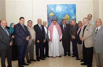 مستقبل التعاون المصري السعودي يتصدر حفل استقبال قنصل عام مصر بالمملكة | صور