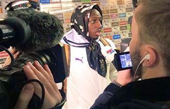 لاعب مانشستر سيتي يوضح سبب ظهوره مرتديا الحجاب