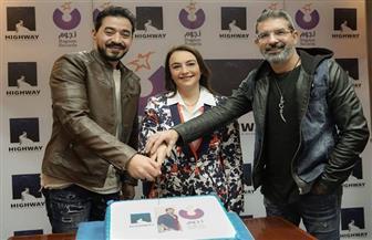 أحمد بتشان ينتهي من تسجيل ألبومه.. ويطرحه بداية 2020 | صور