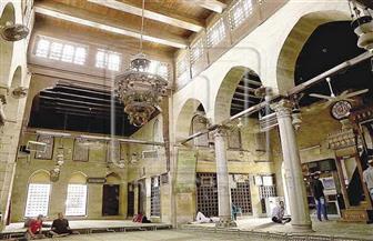 """ما بين أسبلة ومساجد تاريخية.. """"باب الشعرية"""" يرمم آثاره.. ورئيس الحي: نحافظ على القاهرة القديمة   صور"""