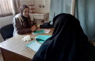 الكشف على 1425 مريضا في قافلة طبية بقرية الواقات بسوهاج | صور