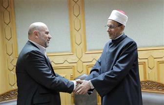 رئيس الهيئة الأوروبية للمراكز الإسلامية: الأزهر قبلة المسلمين العلمية حول العالم