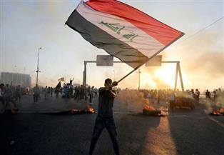 مظاهرات عراقية تندد بترشيح السهيل رئيسا للحكومة المقبلة