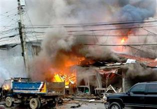 إصابة أكثر من 20 شخصا في سلسلة من التفجيرات في الفلبين