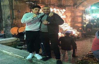 أبناء الهضبة في زيارة لخان الخليلي| صور