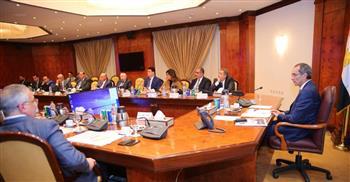 أول اجتماع لوزير الاتصالات بأعضاء لجنة حماية حقوق المستخدمين بعد تشكيلها | صور