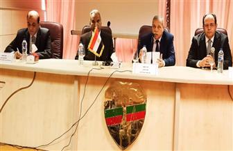 رئيس النيابة الإدارية يفتتح الندوة التدريبية لآليات مواجهة الفساد | صور