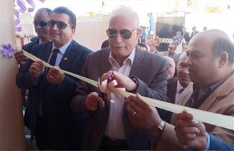 محافظ جنوب سيناء يفتتح مشروعات بطور سيناء | صور