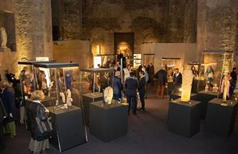 السعودية تستعرض تاريخها عبر 460 قطعة أثرية بالمتحف الوطني في روما