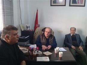 استعدادا لمهرجان جرش 2020.. أيمن سماوي يلتقي الهيئات الثقافية بالأردن