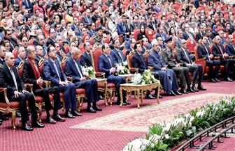 نص كلمة الرئيس السيسي باحتفالية «قادرون باختلاف» لأصحاب الهمم وذوي الاحتياجات الخاصة | صور