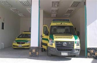 السكرتير المساعد يفتتح وحدة إسعاف لخدمة طريق «أسيوط - البحر الأحمر» | صور
