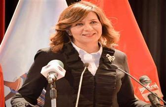 نبيلة مكرم تشيد بجهود وزارة الإنتاج الحربي ودعمها علماء مصر| صور