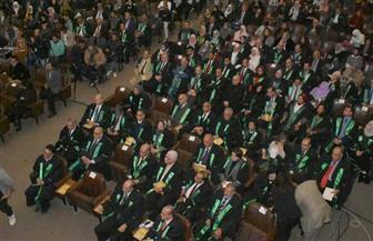 جامعة القاهرة تكرم علماءها ومفكريها الحاصلين على جوائز الدولة والجامعة فى عيد العلم الــ 16 |صور