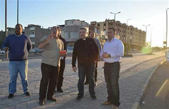 محافظ البحر الأحمر يتفقد المناطق السكنية الجديدة في الغردقة | صور