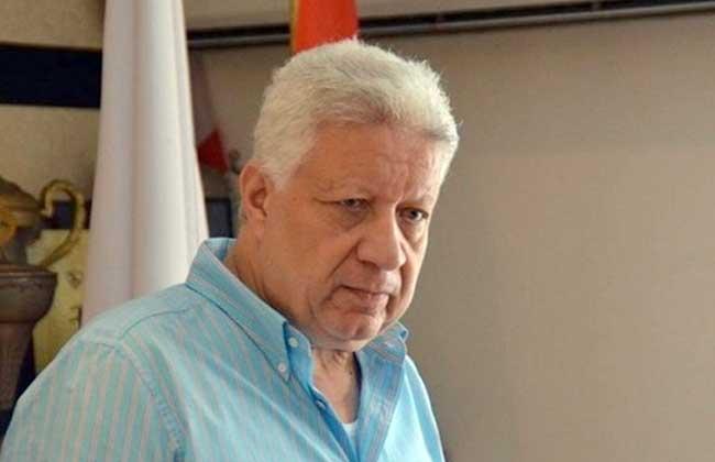 مرتضى منصور: الزمالك تقدم ببلاغ إلى المجلس الأعلى للإعلام ضد قناة الأهلي