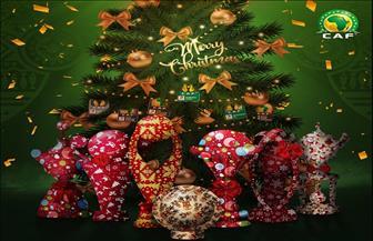 «كاف» يهنئ متابعيه بعيد الميلاد المجيد