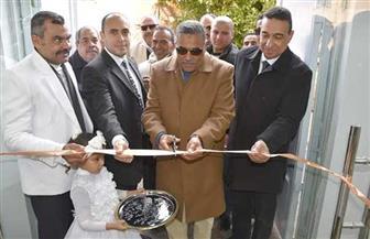 محافظ مطروح يفتتح مكتب بريد حي الشروق بعد تطويره | صور