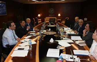 مجلس أمناء مركز التحكيم وتسوية المنازعات المالية غير المصرفية يعقد أول اجتماع له بالرقابة المالية