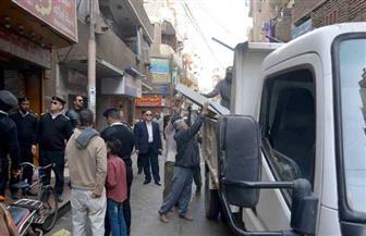 تحرير 139 محضرا في حملة مرافق بمدينة الأقصر | فيديو